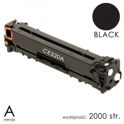 Toner do HP CM1415fn i HP CP1525n Czarny Black