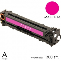 Toner do HP CM1415fn i HP CP1525n Purpurowy Magenta