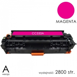 Toner do HP CP2025 HP CM2320 Magenta
